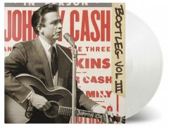 Live Around The World | Bootleg Vol. III - 3LP (Klar vinyl) / Johnny Cash / 2011 / 2020