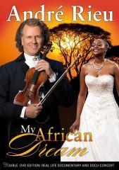 My African Dream - 2DVD / Andre Rieu / 2010
