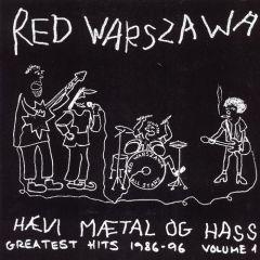 Hævi Mætal Og Hass (Greatest Hits 1986-96 Volume 1) - CD / Red Warszawa / 2010