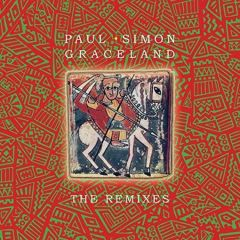 Graceland The Remixes - 2LP / Paul Simon / 2018