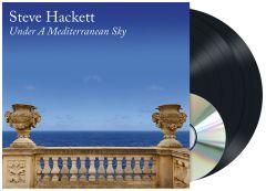 Under a Mediterranean Sky - 2LP+CD / Steve Hackett / 2021