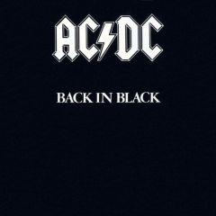 Back In Black - CD / AC/DC / 1980