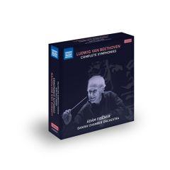 Complete Symphonies - 5CD / Ludwig Van Beethoven   Adam Fischer   Danish Chamber Orchestra / 2019