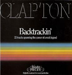 Backtrackin' - 2LP / Eric Clapton / 1984