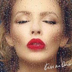 Kiss Me Once - cd / Kylie Minogue / 2014