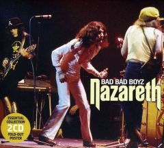 Bad Bad Boyz (Essential Collection) - 2CD / Nazareth / 2011