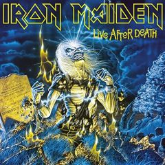 Live After Death - 2LP / Iron Maiden / 1985/2014