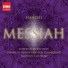 Messiah - 2CD / George Frideric Handel / 2009