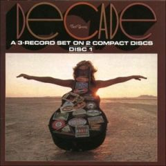 Decade - 2cd / Neil Young / 1977