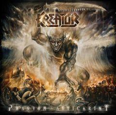 Phantom Antichrist - CD+DVD / Kreator / 2012