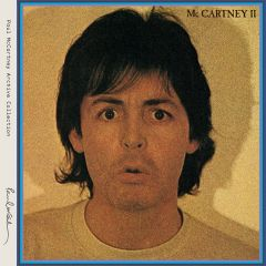 McCartney II - CD / Paul McCartney / 2017