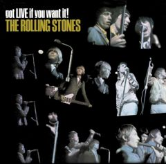 Got live if you want it! - CD / Rolling Stones / 1966