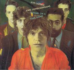 Sitting On A Time Bomb - LP / Kim Larsen & Jungledreams / 1982