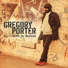 Live in Berlin - DVD+2CD / Gregory Porter / 2016