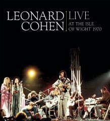 Live At The Isle Of Wight 1970 - CD+DVD / Leonard Cohen / 2009