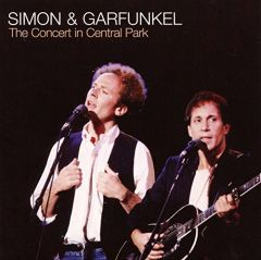 The Concert In Central Park - 2LP / Simon & Garfunkel / 1982 / 2017