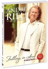 Falling In Love In Maastricht - DVD / André Rieu / 2016