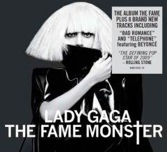The Fame Monster - 2CD / Lady Gaga / 2009