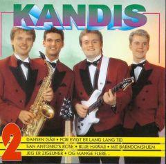 Kandis 2 - CD / Kandis / 1991