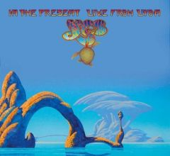 In The Present - Live From Lyon  2CD+DVD / Yes / 2011