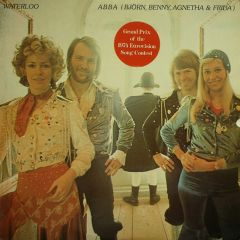 Waterloo - LP / Abba / 1974