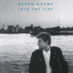Into the fire - LP / Bryan Adams / 1987