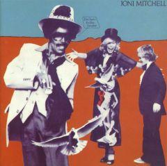 Don Juan's reckless daughter - CD / Joni Mitchell / 1977