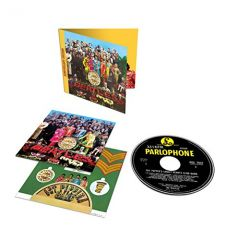 Sgt. Pepper's Lonely Hearts Club Band - CD (50th Anniversary Edition) / The Beatles / 1967 / 2017