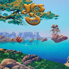Yes 50 Live - 2CD / Yes / 2019