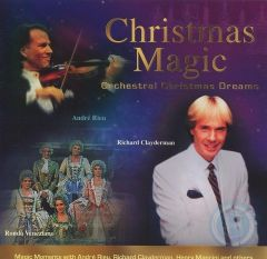 Christmas Magic | Orchestral Christmas Dreams - CD / Various Artists / 2002