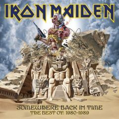 Somewhere Back In Time | The Best Of 1980-1989 - 2LP (Picture Disc) / Iron Maiden / 2008