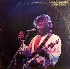 Shake hands with the devil - LP / Kris Kristofferson / 1979