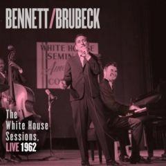 The White House Sessions, Live 1962 - cd / Bennett/Brubeck / 2013