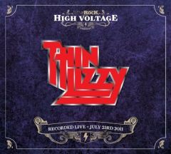 Live At High Voltage - 2CD / Thin Lizzy / 2011