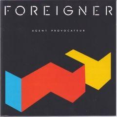 Agent Provocateur - LP / Foreigner / 1984