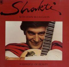 Shakti with John McLaughlin - A Handful Of Beauty - cd / John McLaughlin / 1976