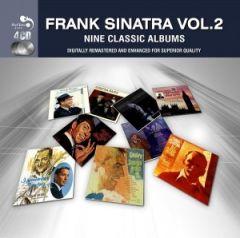 Nine Classic Albums Vol 2 - 4cd / Frank Sinatra / 2013