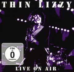 Live On Air - CD / Thin Lizzy / 2010