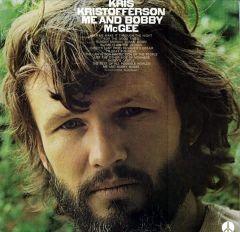 Me And Bobby McGee - LP / Kris Kristofferson / 1974