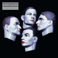 Techno Pop - Remaster (Electric Cafe) - CD / Kraftwerk / 1986