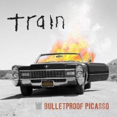 Bulletproof Picasso - cd / Train / 2014