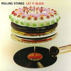 Let It Bleed - LP / The Rolling Stones / 1969 / 2003