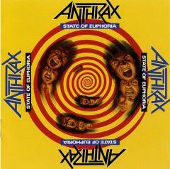 State Of Euphoria - CD / Anthrax / 1988