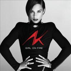 Girl On Fire - cd / Alicia Keys / 2012