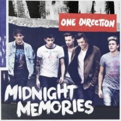 Midnight Memories - CD / One Direction / 2013