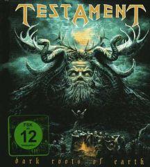 Dark Roots Of Earth - CD / Testament / 2012