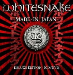 Made In Japan - 2cd+dvd / Whitesnake / 2013