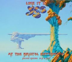 Like It Is / At The Bristol Hippodrome-Deluxe edi. 2cd+dvd / Yes / 2014