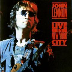 Live In New York City - LP / John Lennon / 1986