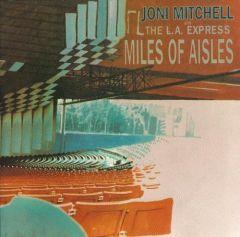 Miles Of Aisles - CD / Joni Mitchell / 1974